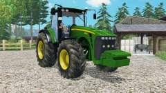 John Deerᶒ 8430 for Farming Simulator 2015