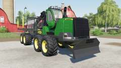 John Deere 1910G for Farming Simulator 2017