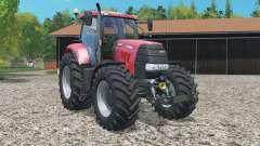 Case IH Puma 200 CꝞX for Farming Simulator 2015