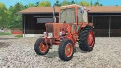 MTZ-80 console front loader for Farming Simulator 2015