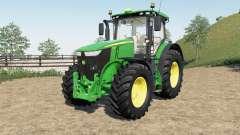 John Deere 7230R-7310Ɍ for Farming Simulator 2017