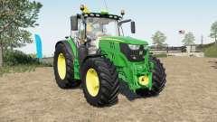 John Deere 6115R-6130R for Farming Simulator 2017