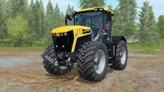 JCB Fastraƈ 4220 for Farming Simulator 2017