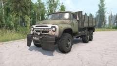 ZIL-130G 6x6 for MudRunner