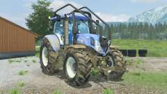 New Holland T7.210 Forest for Farming Simulator 2013