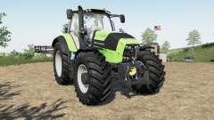 Deutz-Fahr 7210〡7230〡7250 TTV Agrotron for Farming Simulator 2017