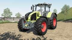 Claas Axioᵰ 920-960 for Farming Simulator 2017
