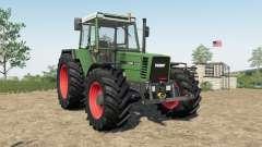 Fendt Favorit 615 LSA Turbomatik Є for Farming Simulator 2017