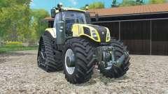 New Holland T8.43ⴝ for Farming Simulator 2015