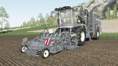 Ropa Panther 2 added potato and sugar cane for Farming Simulator 2017