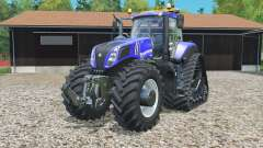 New Holland T8.4ろ5 for Farming Simulator 2015