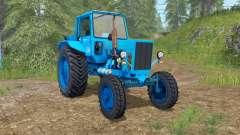 MTZ-80 Беларуƈ for Farming Simulator 2017