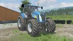 New Holland T8050 for Farming Simulator 2013
