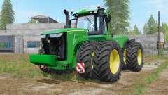 John Deere 9420R-9620R for Farming Simulator 2017