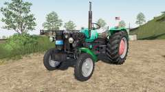 Ursus C-4011 rozbrojony for Farming Simulator 2017