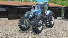 New Holland Ƭ8.320 for Farming Simulator 2015