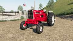 Farmall 1206 Turbꝍ for Farming Simulator 2017