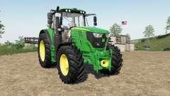 John Deere 6135M〡6145M〡6155M for Farming Simulator 2017
