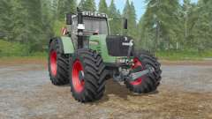 Fendt 930 Vario TMS movable axis for Farming Simulator 2017