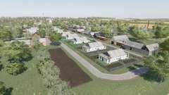 The village of Berry v2.0.2 for Farming Simulator 2017