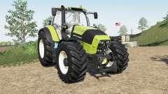 Deutz-Fahr series 7 TTV Agrotroᵰ for Farming Simulator 2017