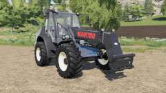 Manitou MLA-T body equipped with color choice for Farming Simulator 2017
