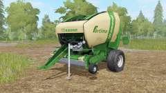 Krone Fortima Ꝟ 1500 for Farming Simulator 2017