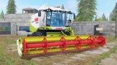 Claas Lexioᵰ 550 for Farming Simulator 2017