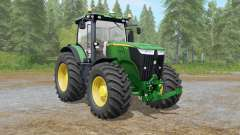 John Deere 7280R-7310R for Farming Simulator 2017