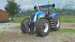 New Hꝍlland T8020 for Farming Simulator 2013