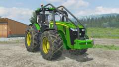 John Deere 8310R Forest Edition for Farming Simulator 2013