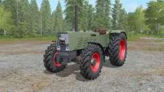 Fendt Favorit Turbomatik oldtimer for Farming Simulator 2017