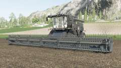 Ideal 9T modified customizations options for Farming Simulator 2017