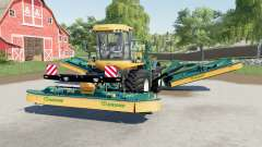 Krone BiG Ɱ 500 for Farming Simulator 2017
