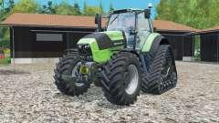 Deutz-Fahr 7250 TTV Agrotron Rowtrac for Farming Simulator 2015