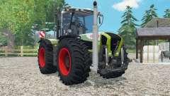Claas Xerion 3800 Trac VƇ for Farming Simulator 2015