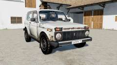 VAZ-2121 Niva for Farming Simulator 2017