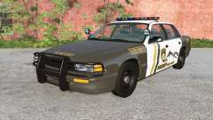 Gavril Grand Marshall Mano County Sheriff v1.1 for BeamNG Drive