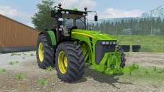 Jꝍhn Deere 8530 for Farming Simulator 2013