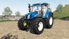New Holland T6.140 & T6.160 for Farming Simulator 2017