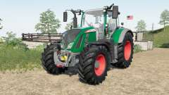 Fendt 700 Varᶖo for Farming Simulator 2017