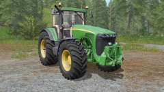John Deere 8120-8520 for Farming Simulator 2017