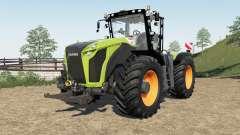 Claas Xerion 4000〡4500〡5000 Trac VƇ for Farming Simulator 2017
