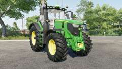 John Deere 6R-serieᵴ for Farming Simulator 2017