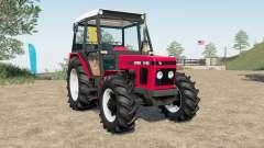 Zetor 7745 FL console for Farming Simulator 2017