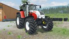 Steyr 6195 CVƬ for Farming Simulator 2013