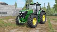 John Deerᶒ 7270R for Farming Simulator 2017