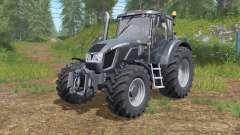 Zetor Forterra 135 16V choice of color wheels for Farming Simulator 2017