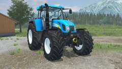 New Hꝍlland T7550 for Farming Simulator 2013
