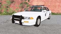 Gavril Grand Marshall NASA ARC Police for BeamNG Drive